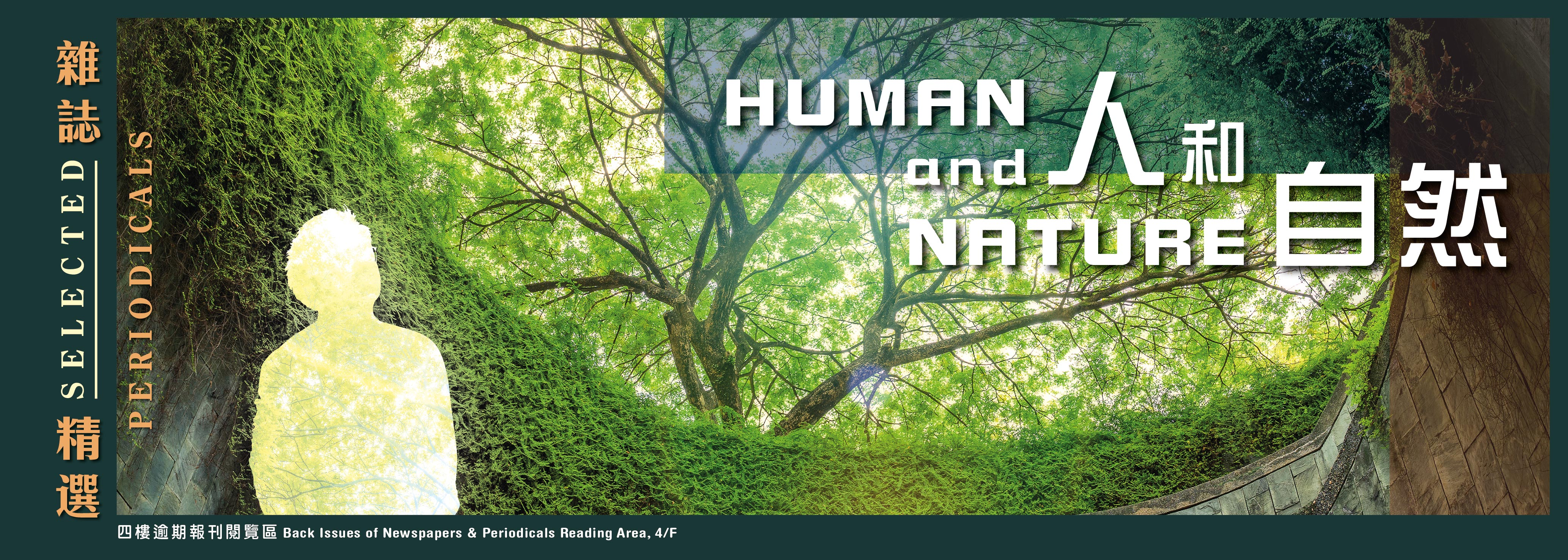 Human and Nature: Selected Periodicals