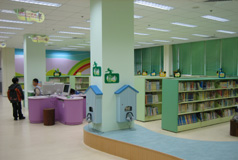 North Kwai Chung Public Library ( District Library )2
