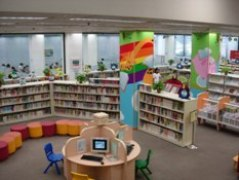 Lai Chi Kok Public Library ( District Library )3